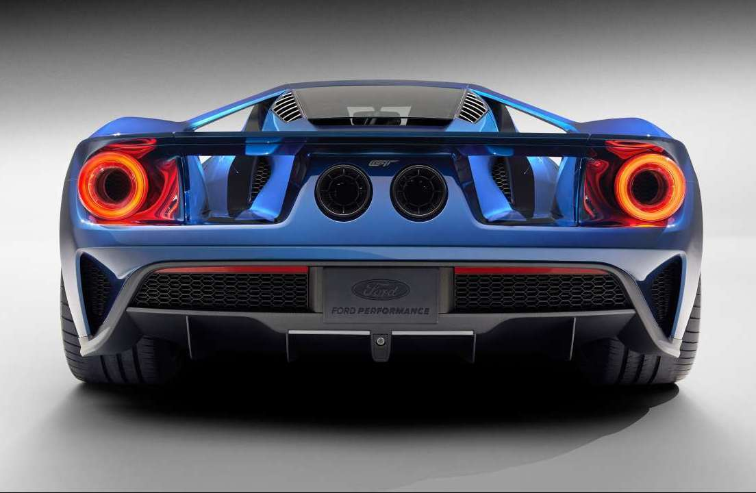 Ford GT - autoexpress.co.uk