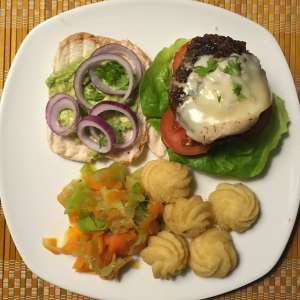 Manify-Burger - Hamburger recept