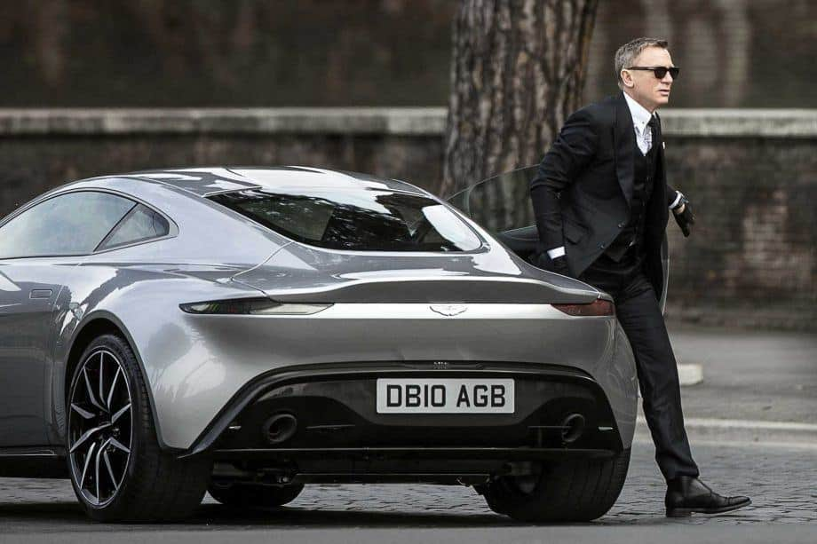 james bond spectre opnames -