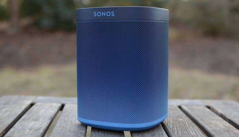 Sonos Blue note play 1 - engagdet