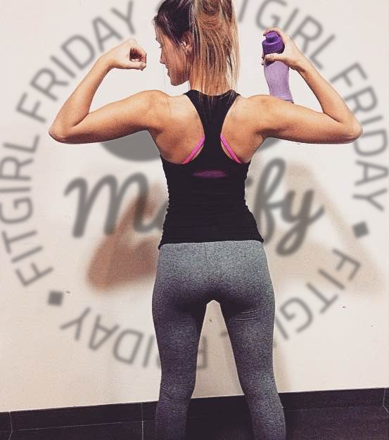Fitgirl Friday - Dominique Jansen - Manify