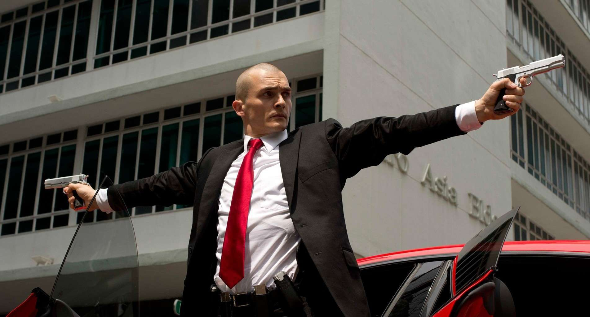Hitman: Agent 47 film - trailer