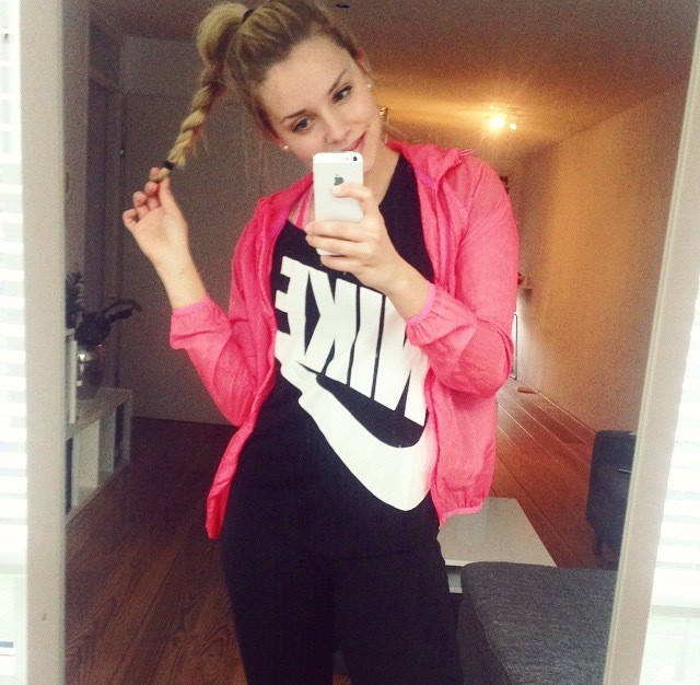 Fitgirl Friday - Esmee Trouw 2