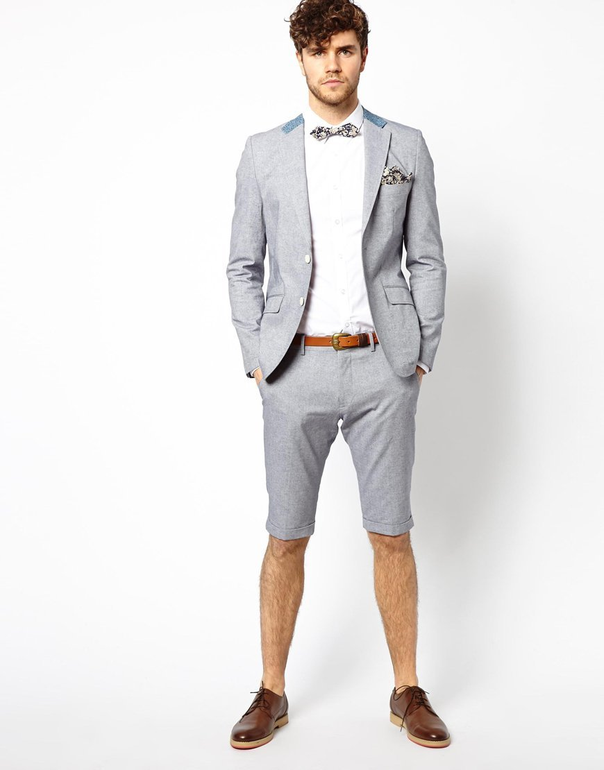 Vito Suit Shorts - Asos - 1