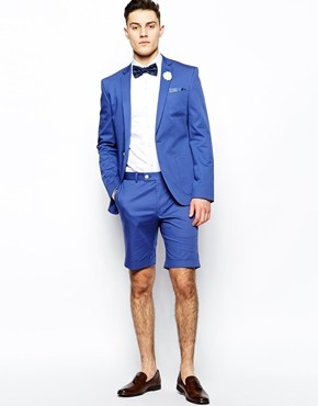 Red Eleven - Slim Suit Short