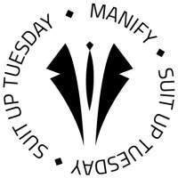 Suit Up Tuesday Logo