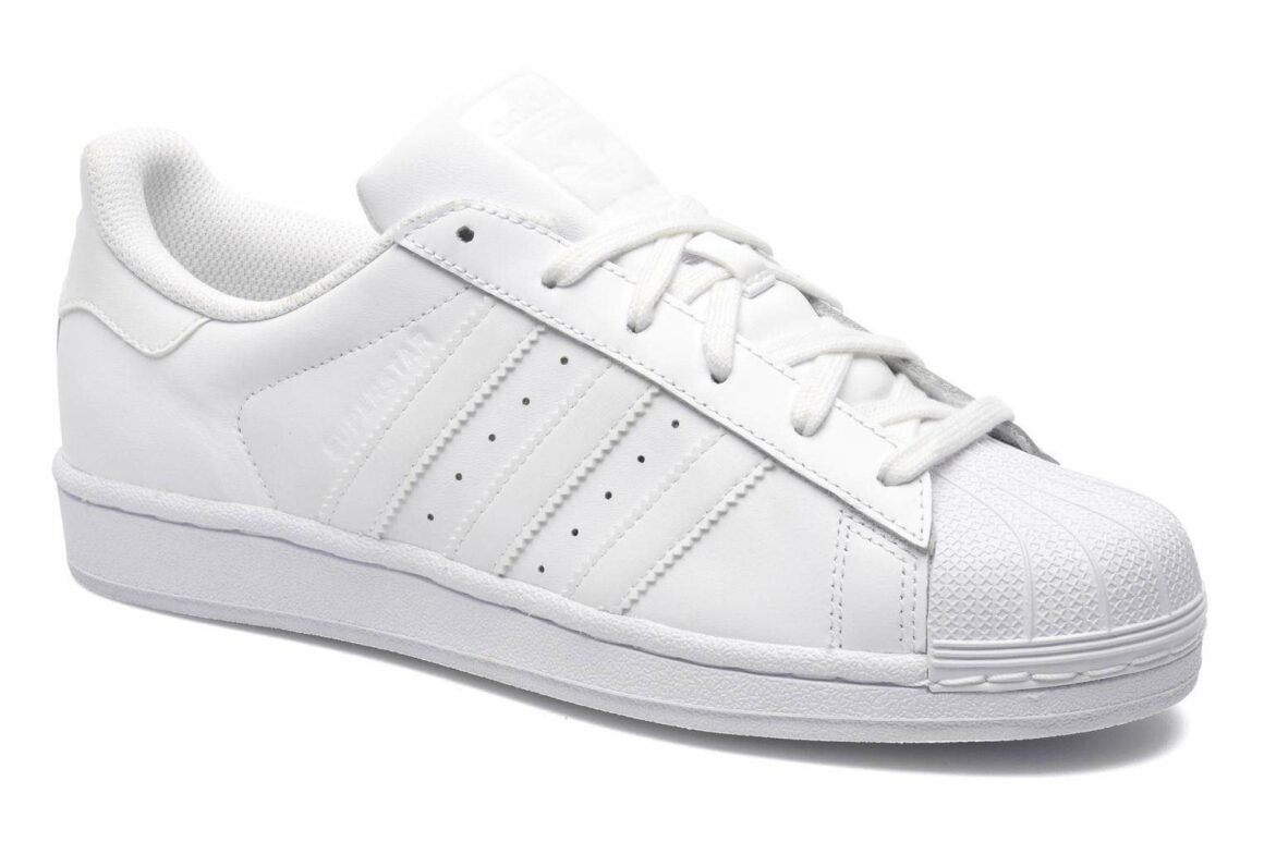 Adidas Superstar Foundation wit - Witte sneakers 2
