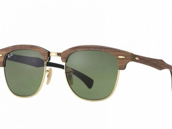 Ray-Ban Clubmaster Wood4