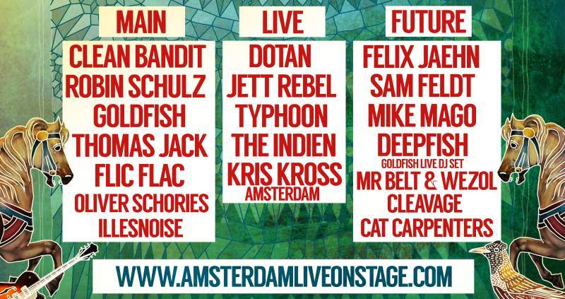 Amsterdam Live On Stage 13