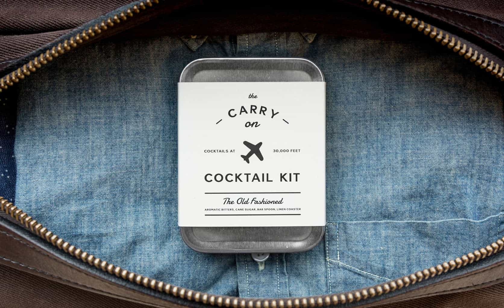 Carry on Cocktail Kit - Carry on Cocktail Kit