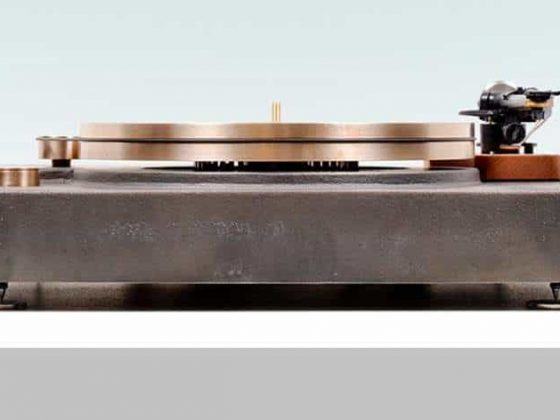 Fern Roby Turntable