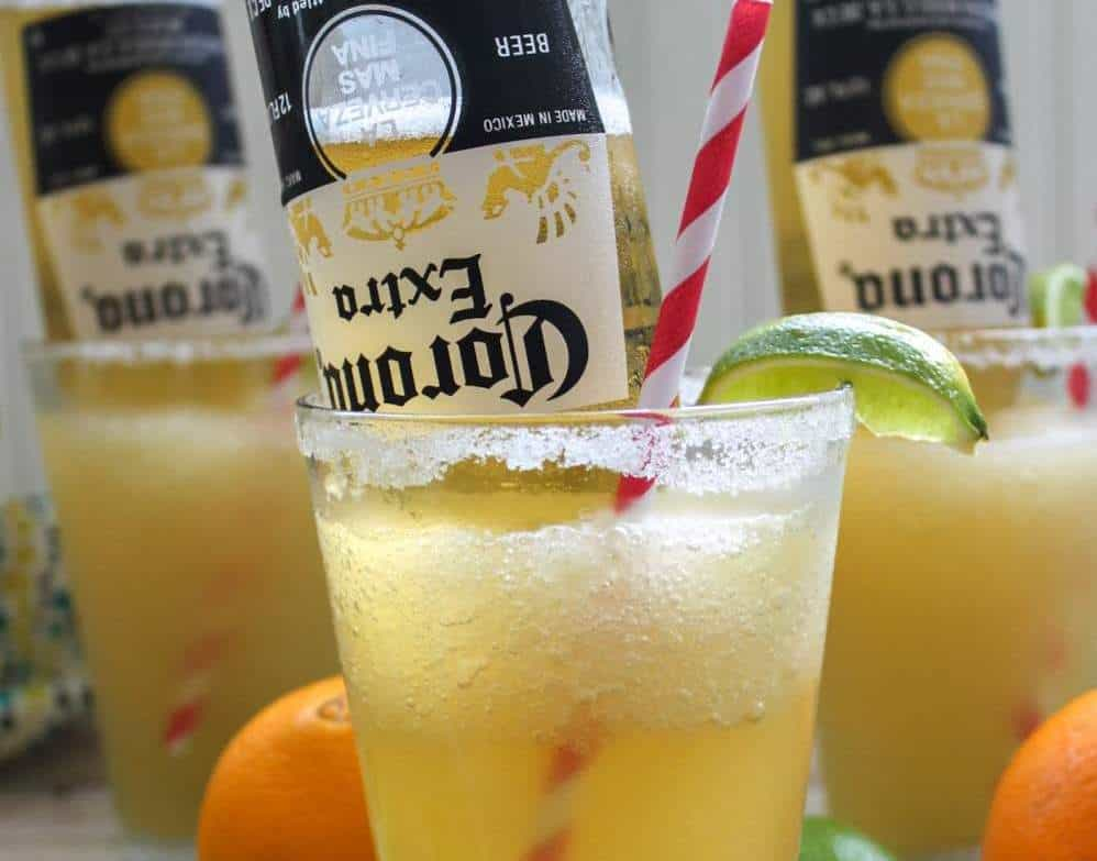 Mexican Bulldog - Biercocktails - cookingstoned.tv