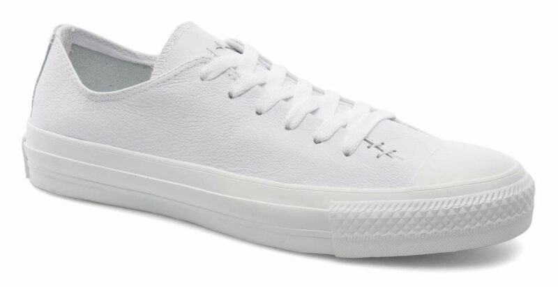 Witte sneakers - Converse CHUCK TAYLOR ALL STAR OX SAWYER