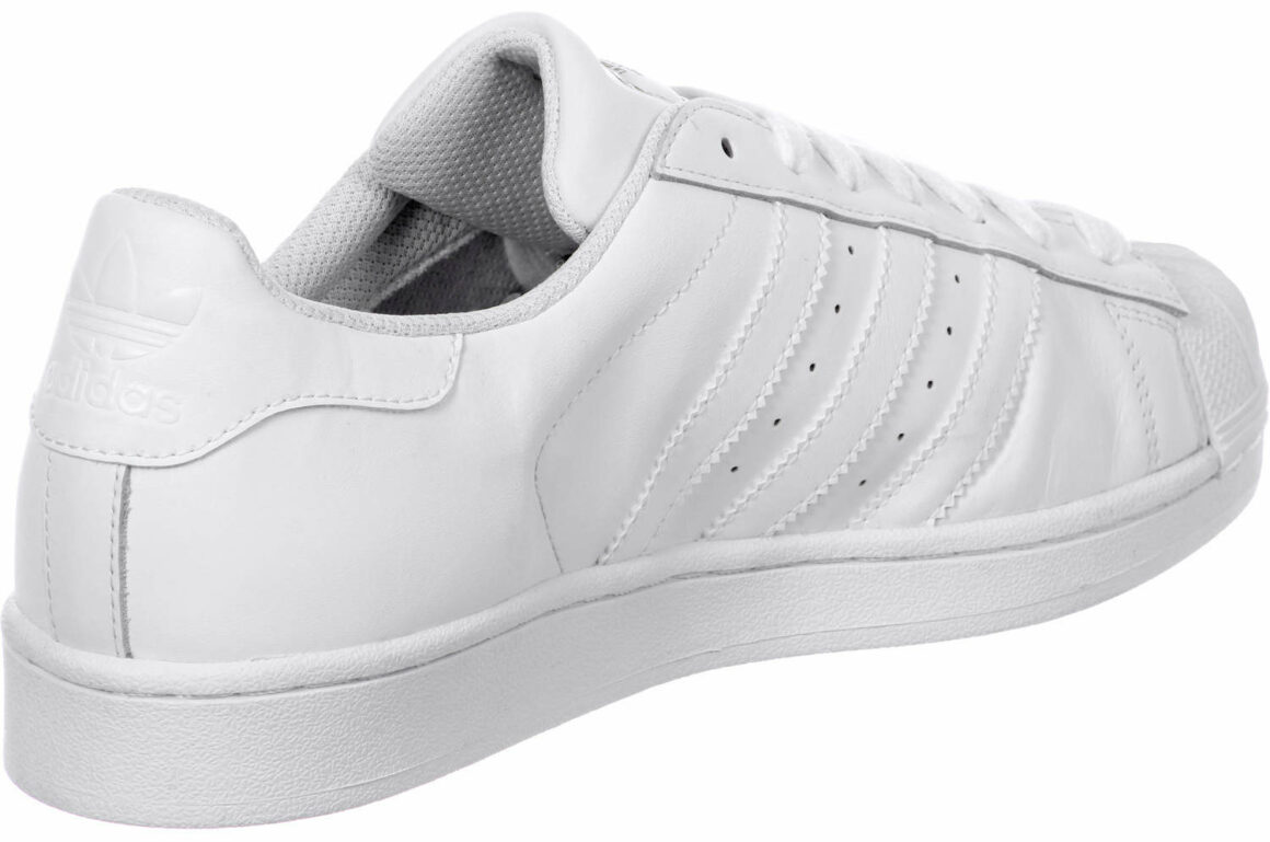 Adidas Superstar Foundation wit - Witte sneakers 1