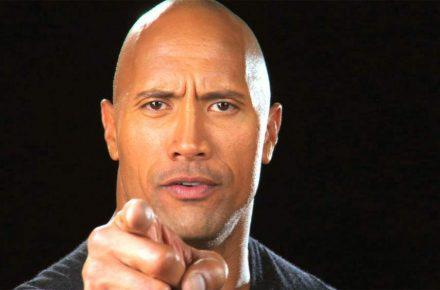 The Rock - Fitness essentials