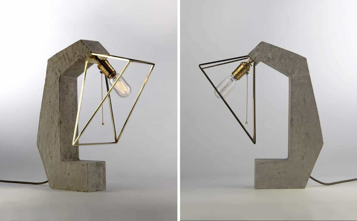 Inside-out Lamp