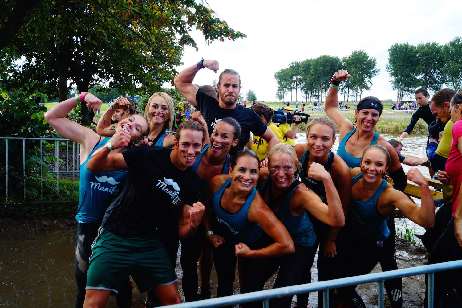 Manify Fitgirls Mud Masters - 10