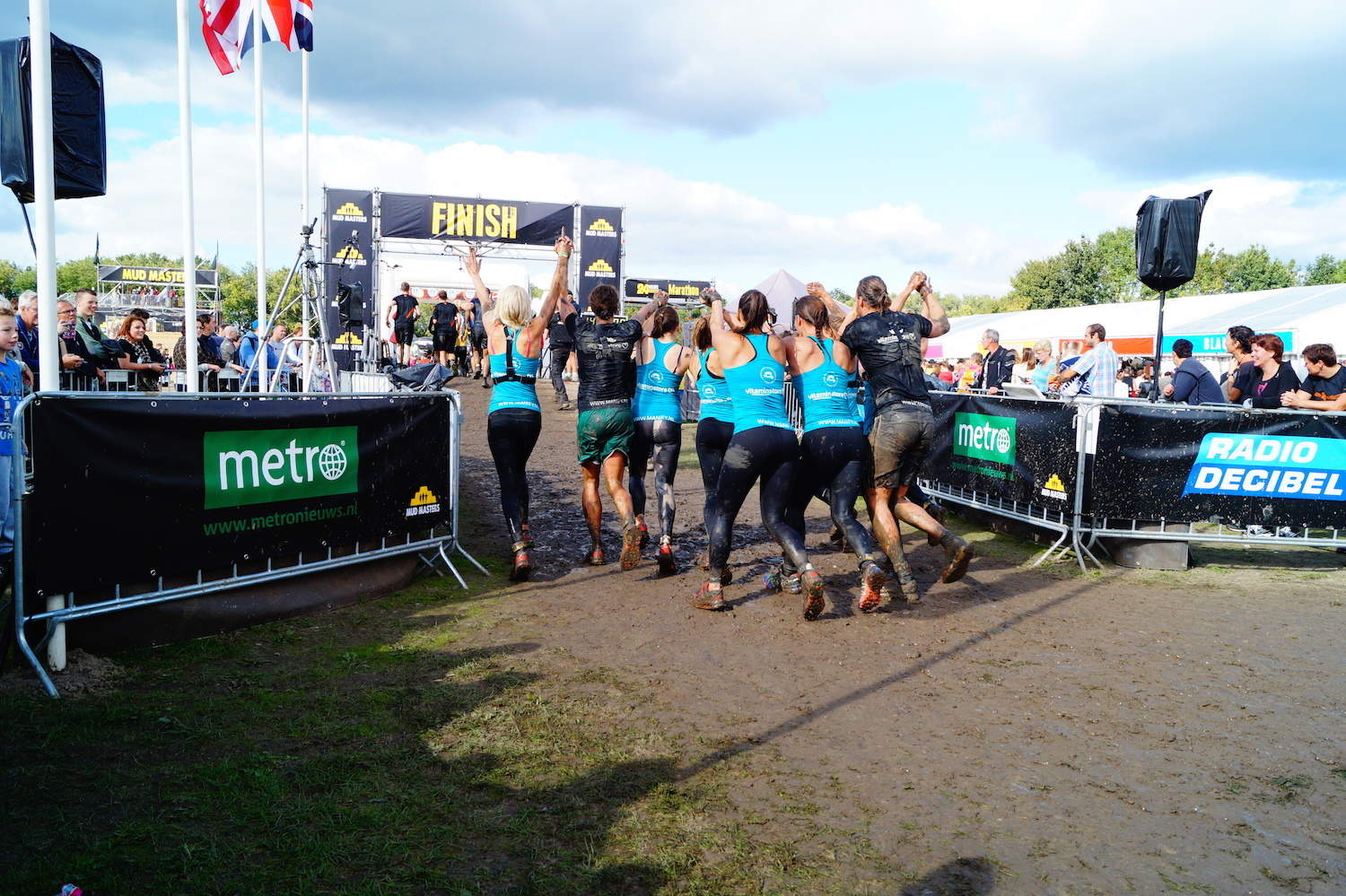 Manify Fitgirls Mud Masters - 2