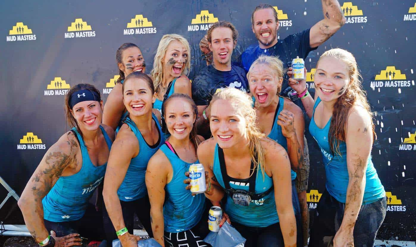 Manify Fitgirls Mud Masters - 1