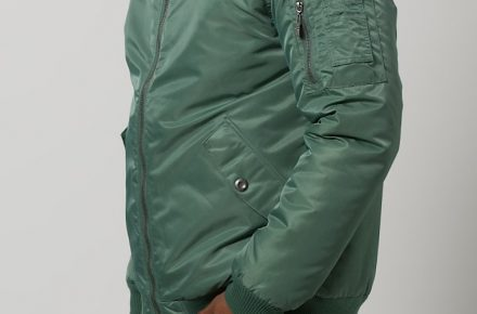 Makia FLIGHT jacket 2