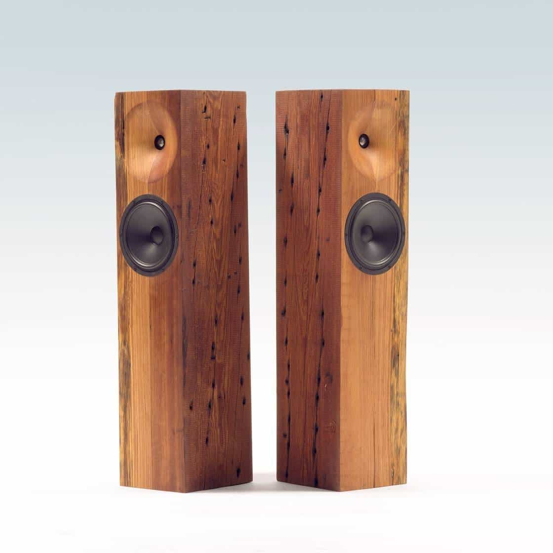 Fern & Roby beam speakers 8