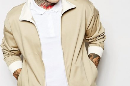 American Apparel Zip Up bomber 1