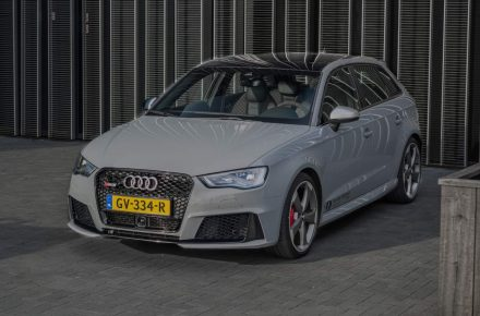Audi RS3 - Manify4