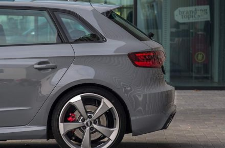 Audi RS3 - Manify5