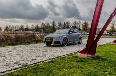 Audi RS3 - Manify1