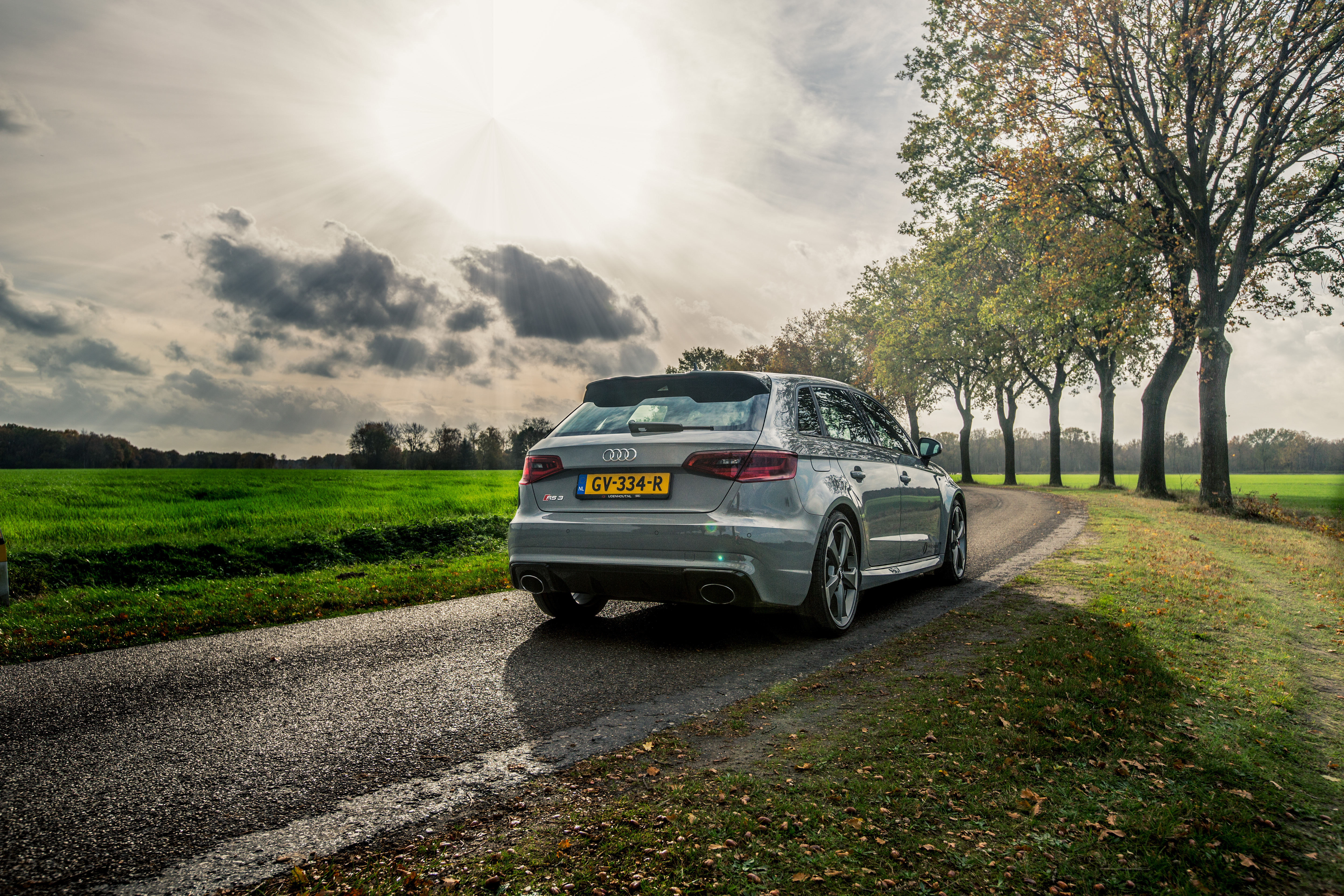 Audi Rs3 - Manify11