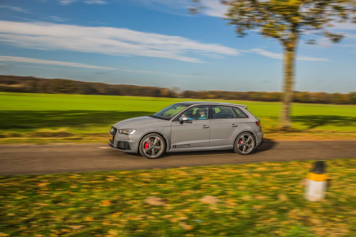 Audi Rs3 - Manify14