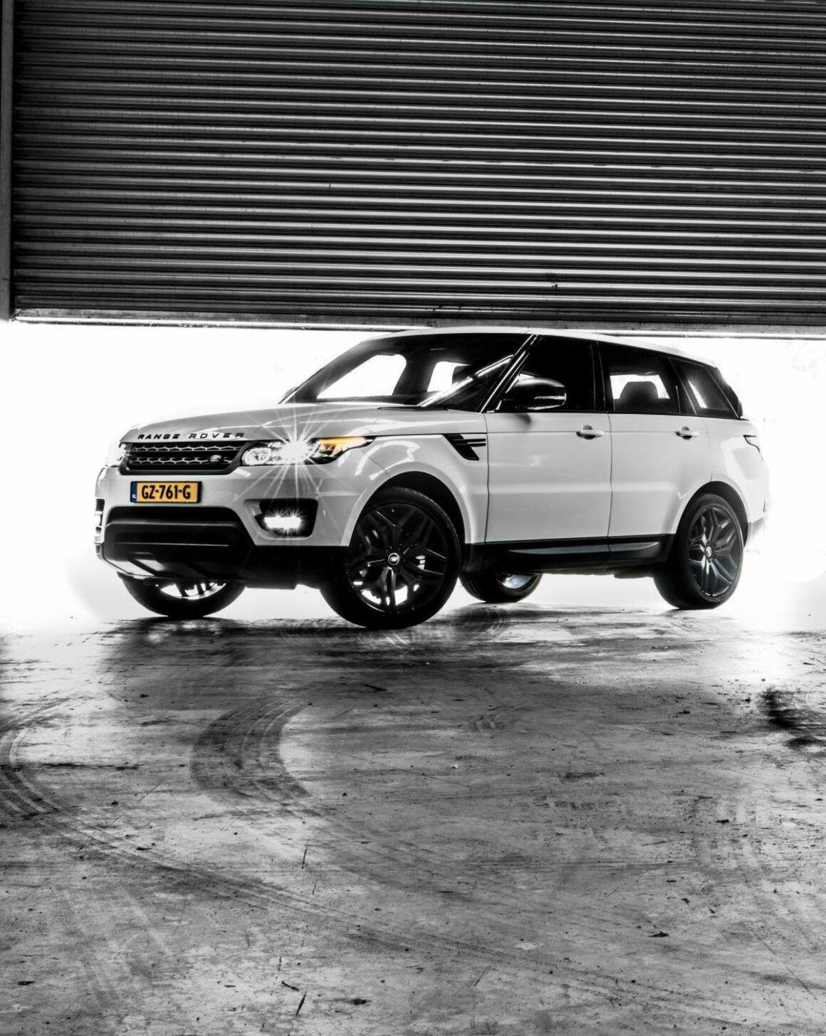 Manify Rang Rover Sport OffRoad13