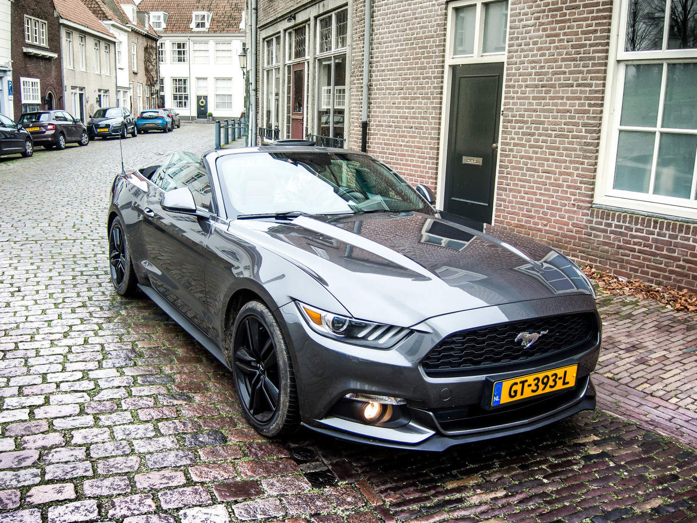 Ford Mustang-1