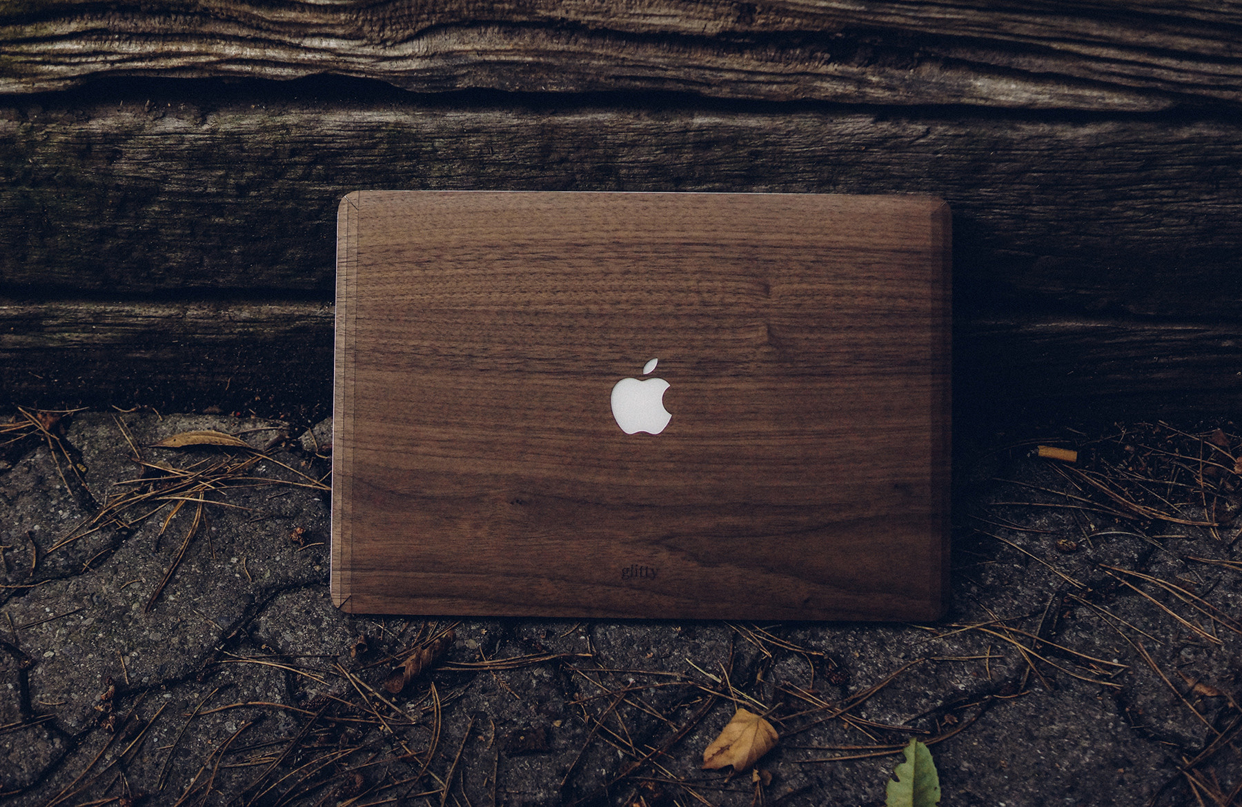 houten macbook
