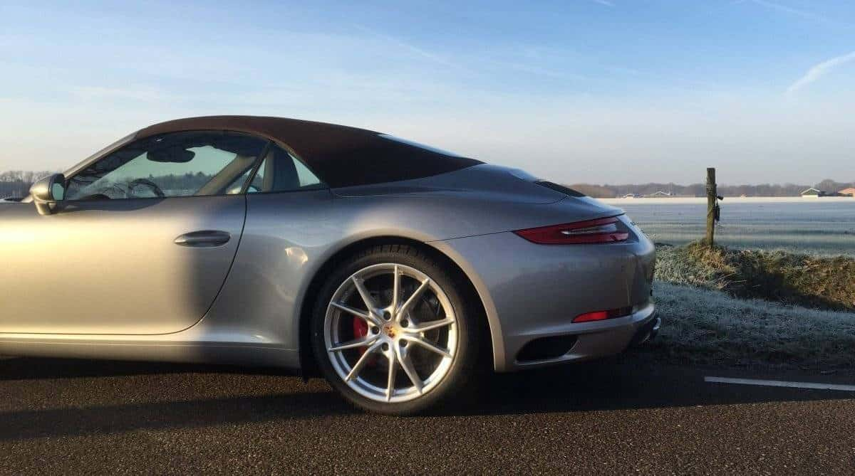 Porsche 911 Carrera S - Training - Manify4