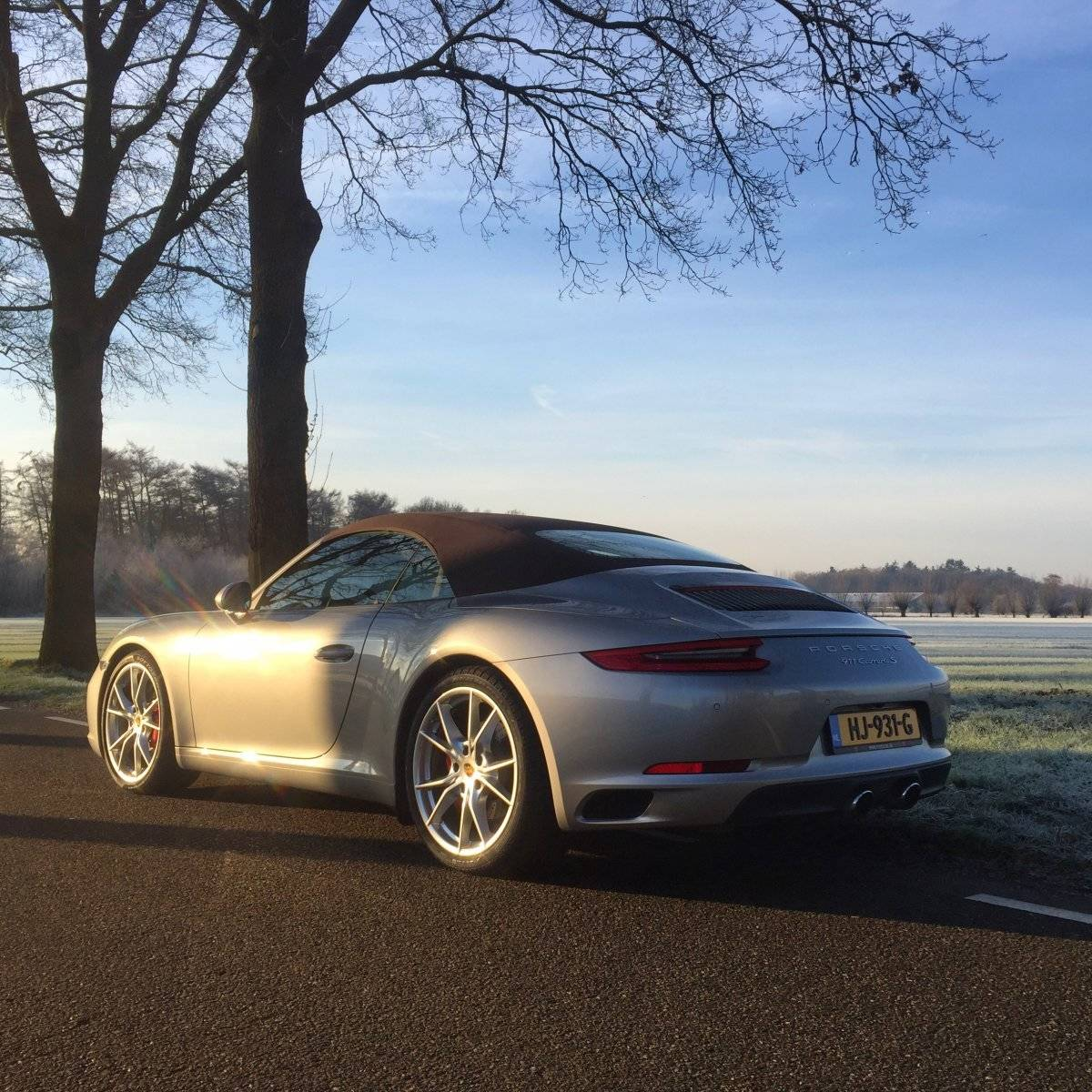 Porsche 911 Carrera S - Training - Manify3