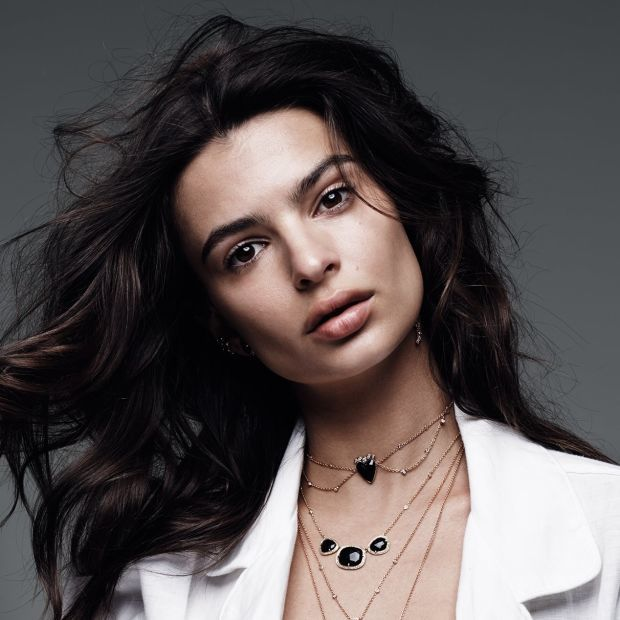 Emily Ratajkowski in Naj Jamai shoot 9
