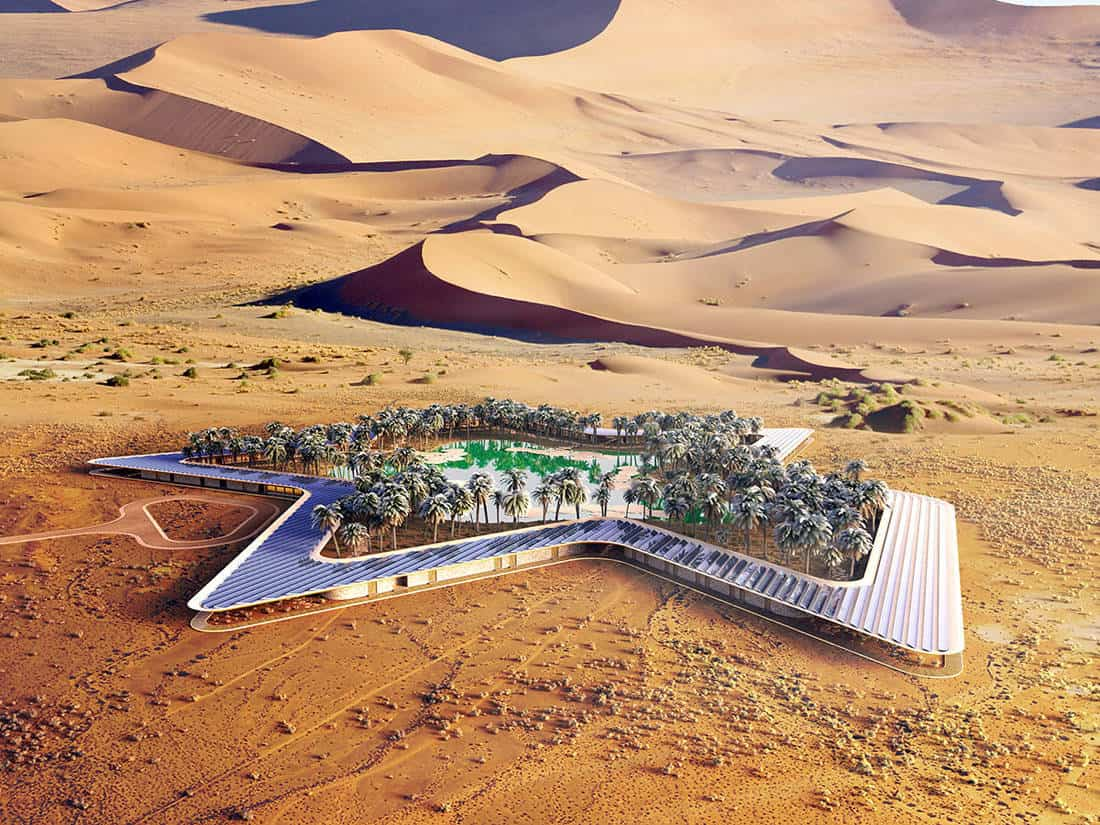 eco resort uae