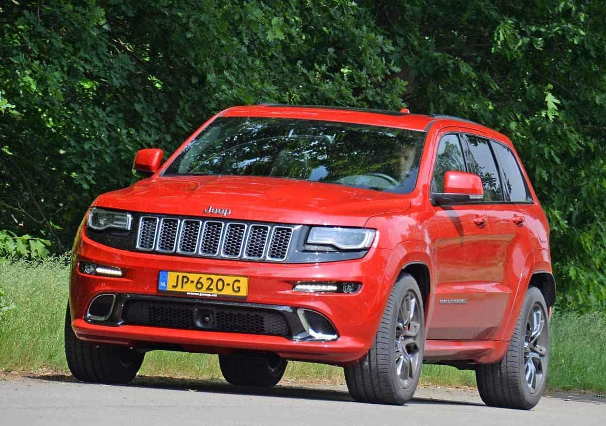 Jeep Grand Cherokee SRT 5