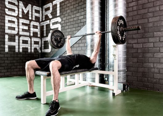 smart beats hard trainingsschema