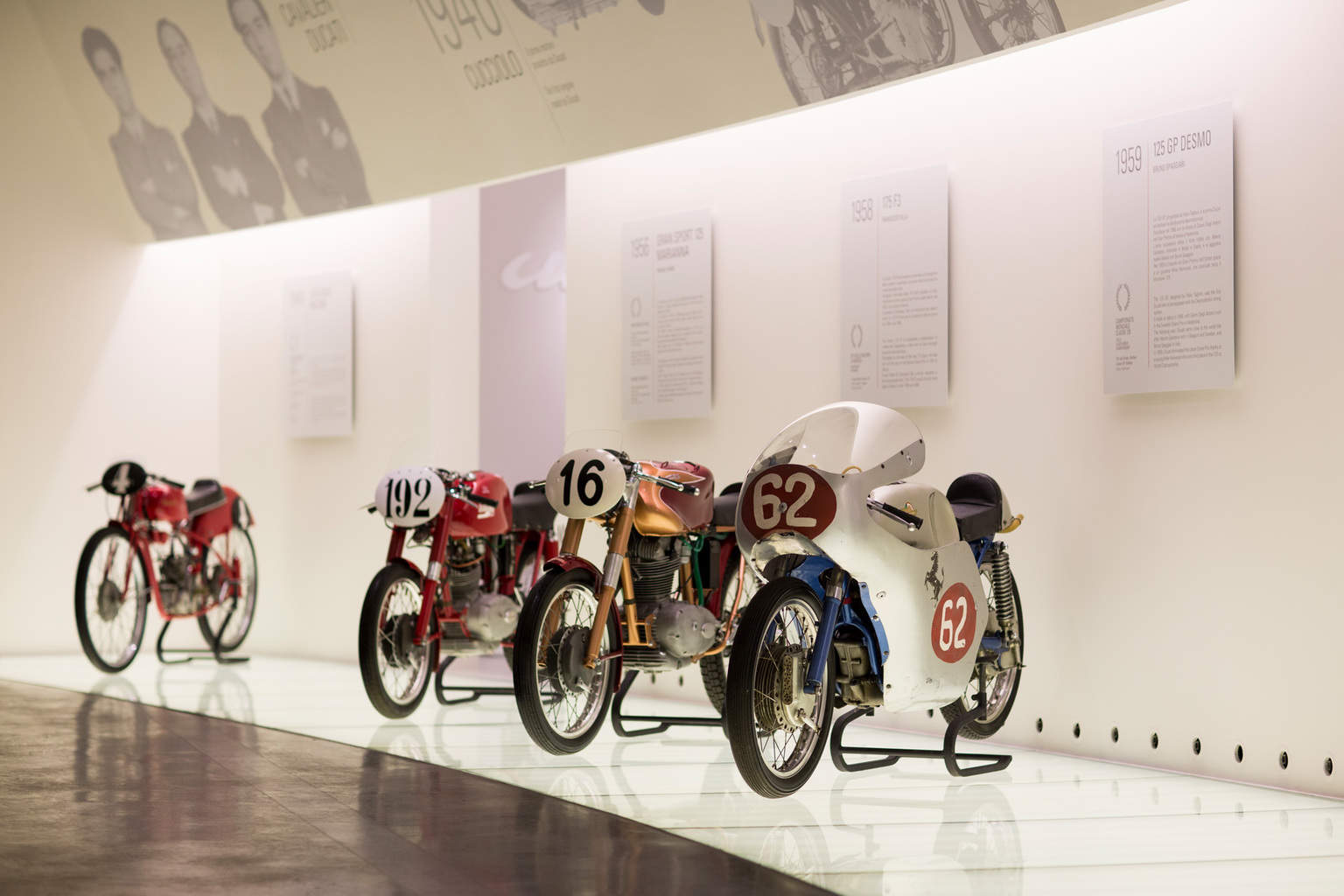 World Ducati Week museum
