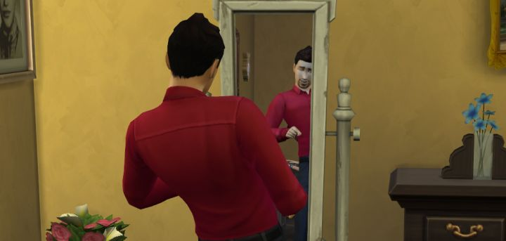The Sims Charisma