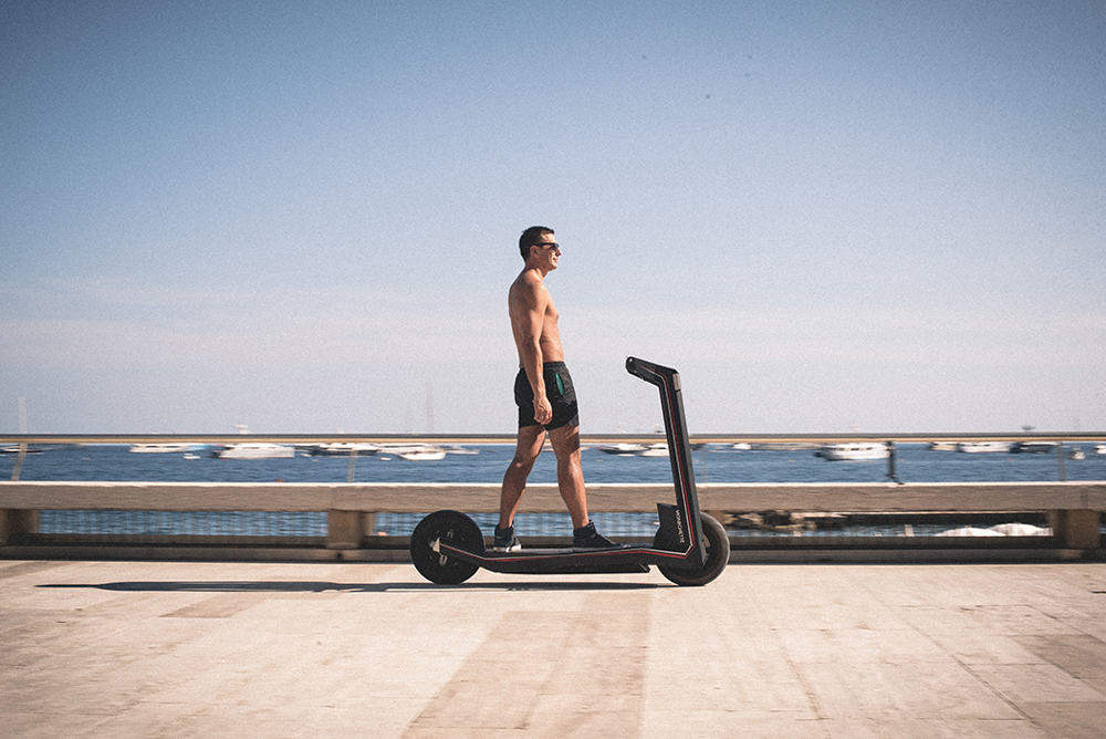 Stealthy scooter 7