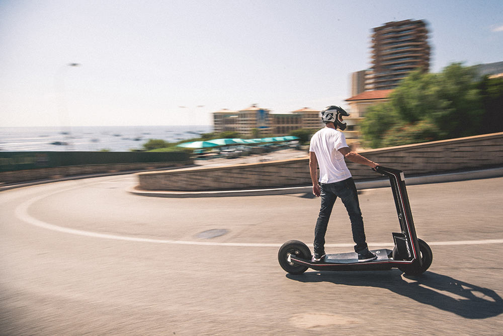 Stealthy scooter 6