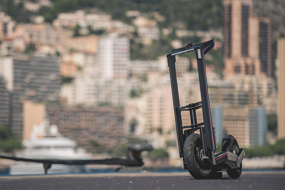 Stealthy scooter 1