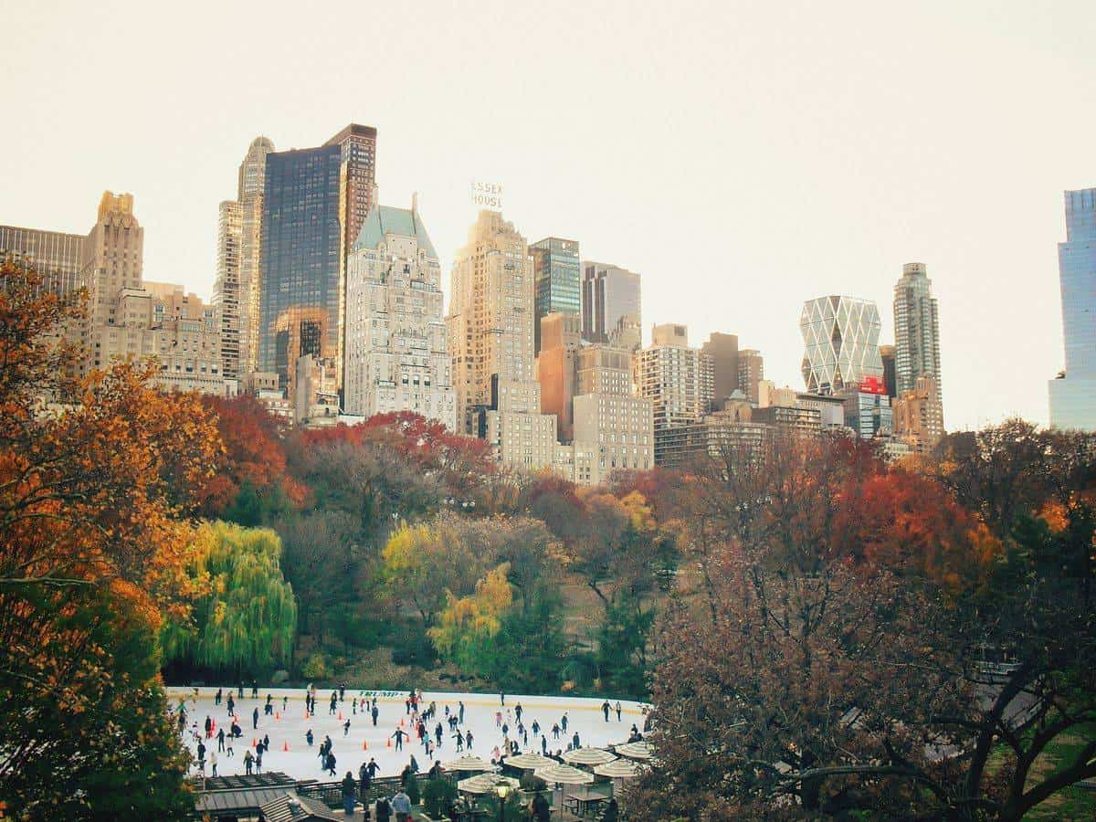 herfst in new york 11