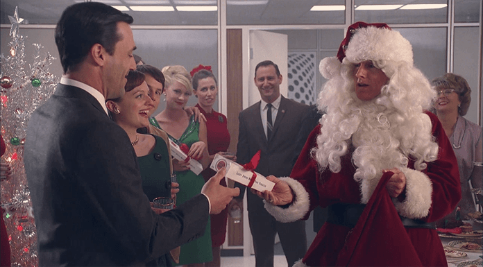 Christmas Mad Men