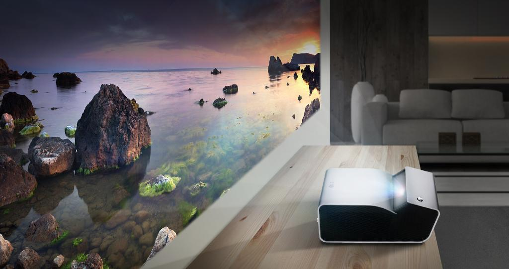 LG PH450U Ultra Short Throw Projector