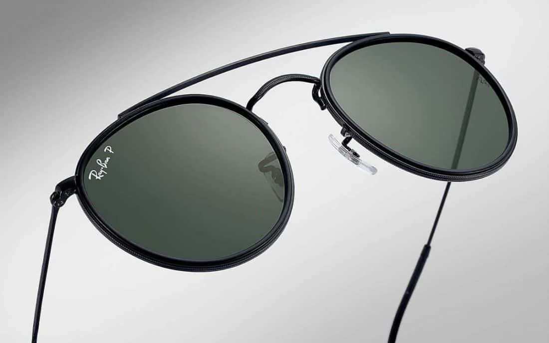 Double Bridge collectie van Ray-Ban 1