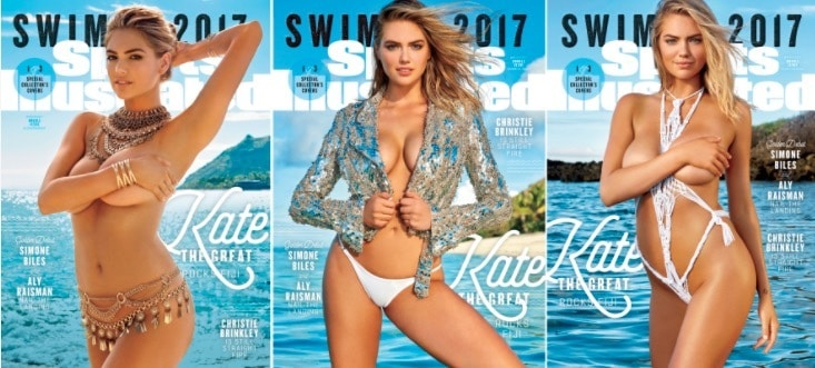 Kate Upton SI Swimsuit 20171